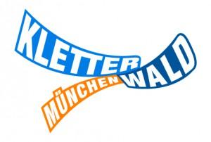 Logo des Kletterwalds München in Grünwald