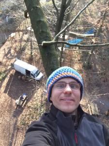 Kletterwald München Geschäftsführer Rainer