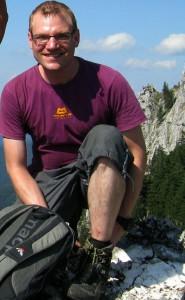 Kletterwald München Teammitglied Bernd