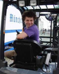 Christoph - unser Teammitglied