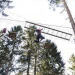 kletterwald-muenchen-hangelleiter